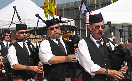 Highland games knoxville tn